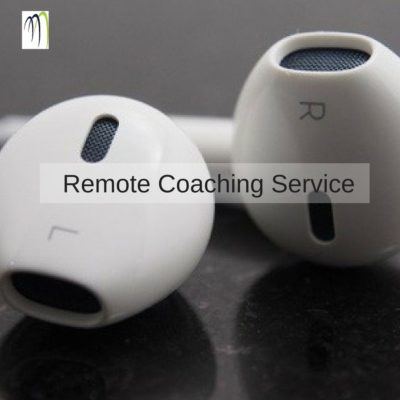 Remote Coaching Service